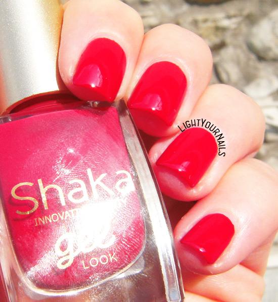 Shaka Red Fire (Red Show 04) smalto