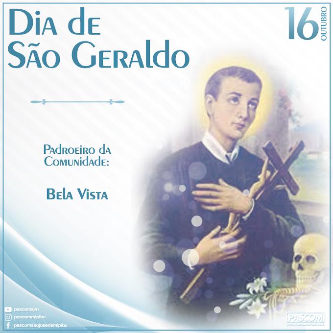 DIA DE SÃO GERALDO