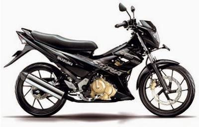 Informasi mengenai harga motor satria fu bekas