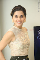 Taapsee Pannu in transparent top at Anando hma theatrical trailer launch ~  Exclusive 031.JPG
