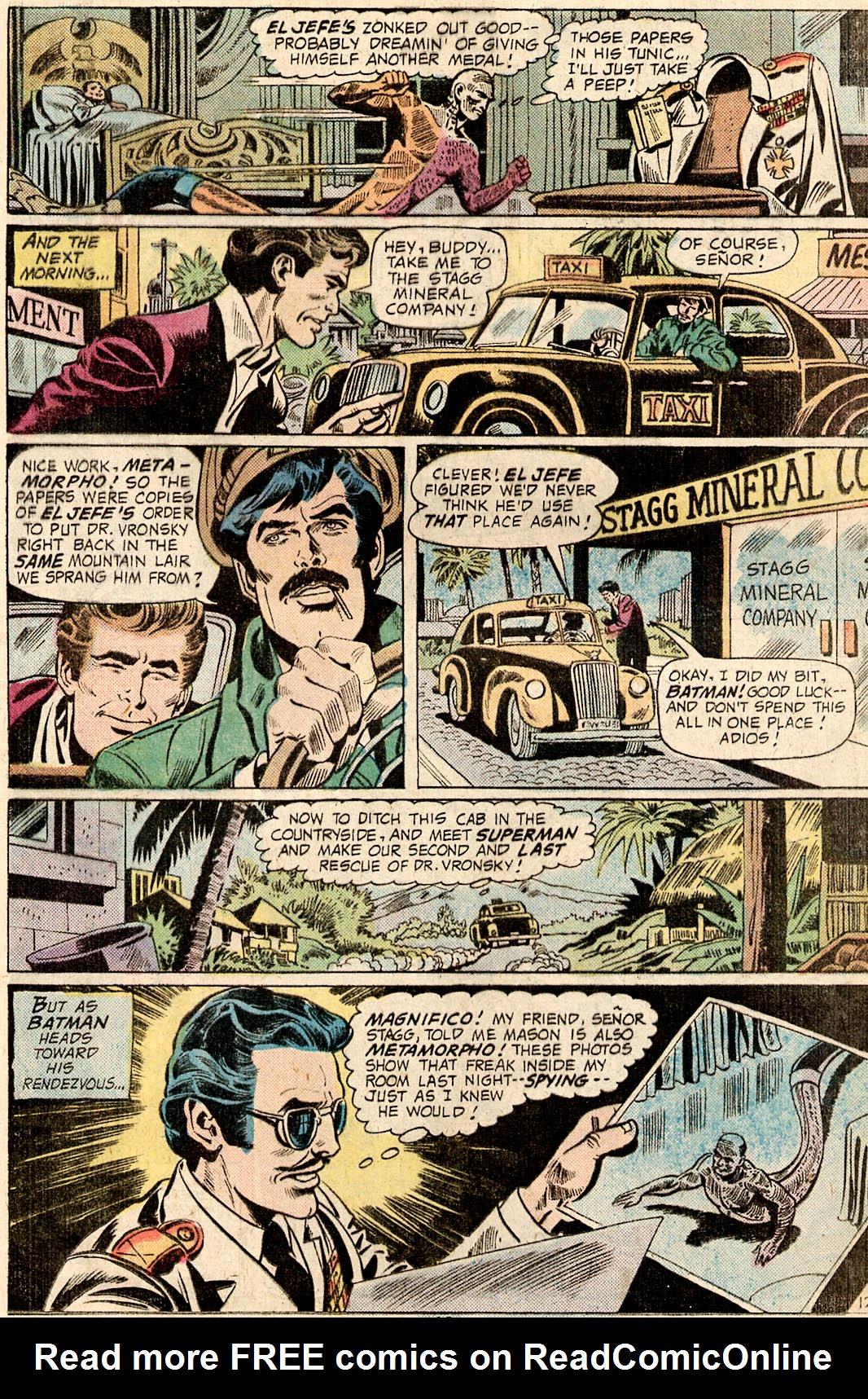 Read online World's Finest Comics comic -  Issue #226 - 14