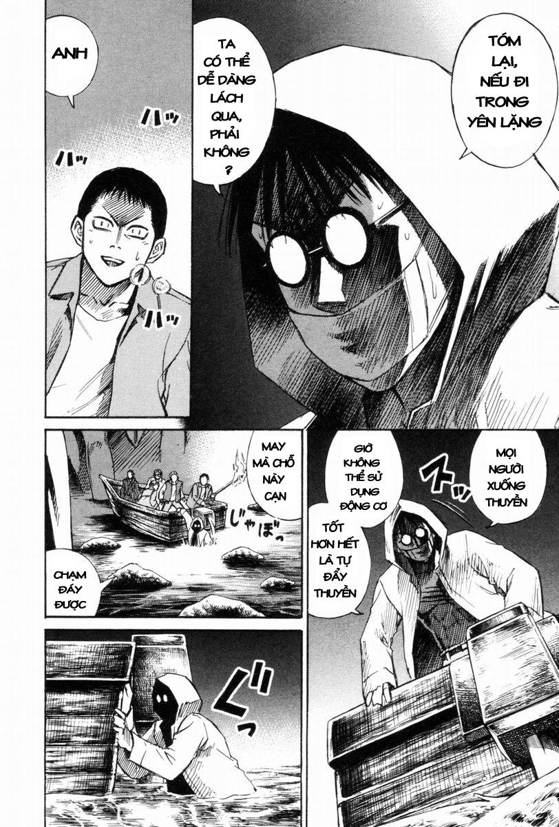 Higanjima chapter 50 trang 10
