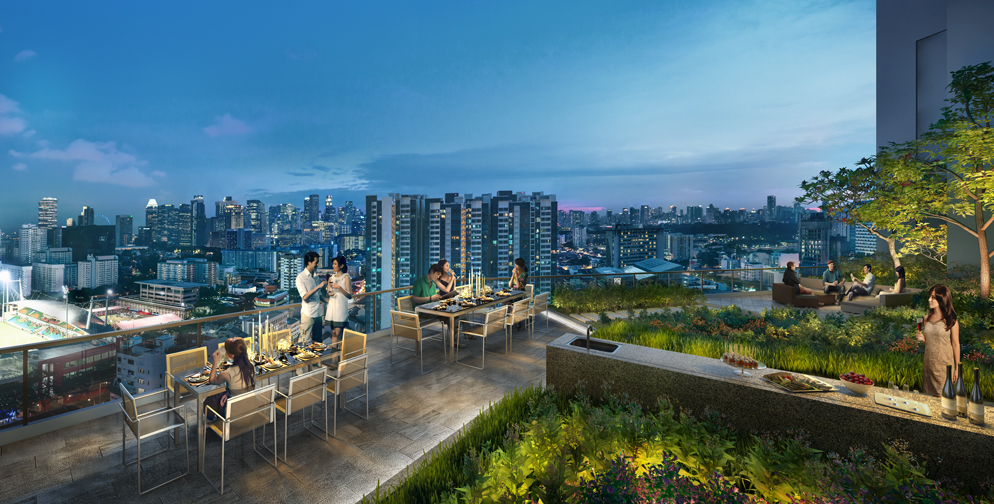 Sturdee Residences 29th Floor