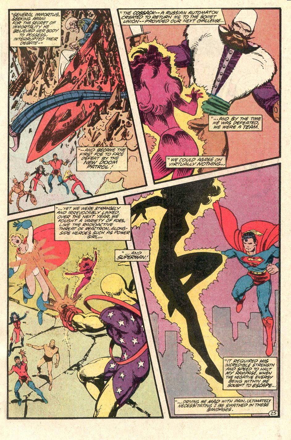 Read online Secret Origins (1986) comic -  Issue # _Annual 1 - 26