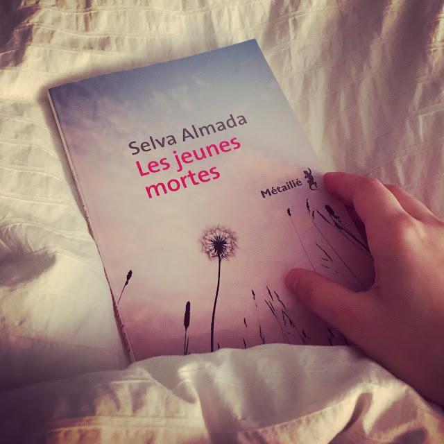 Chronique littéraire Les jeunes mortes par Mally's Books