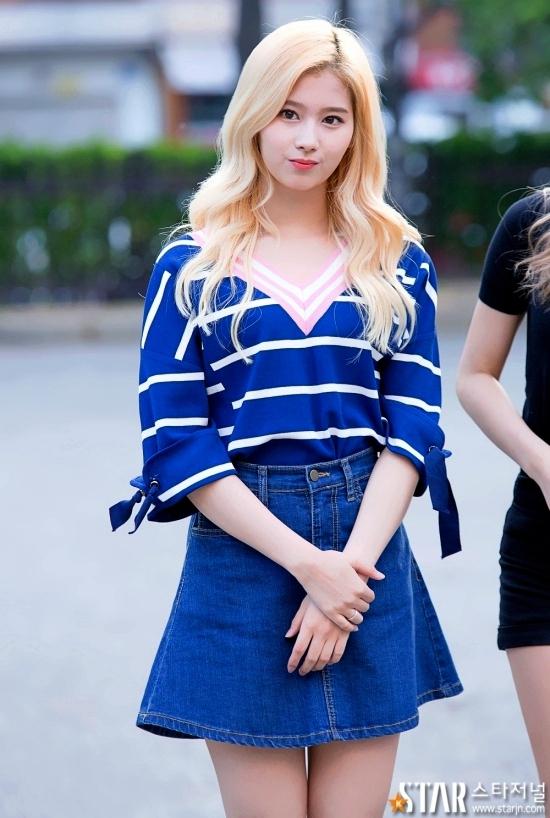 Twice Sana Airport Fashion - Official Korean Fashion