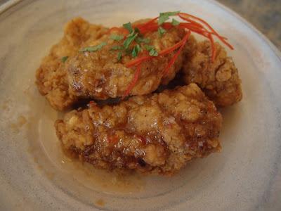 韩式炸鸡翼