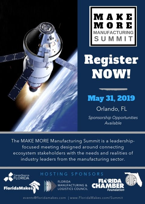 MAKE MORE Manufacturing Summit