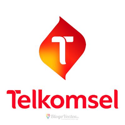 Telkomsel (2021) Logo Vector