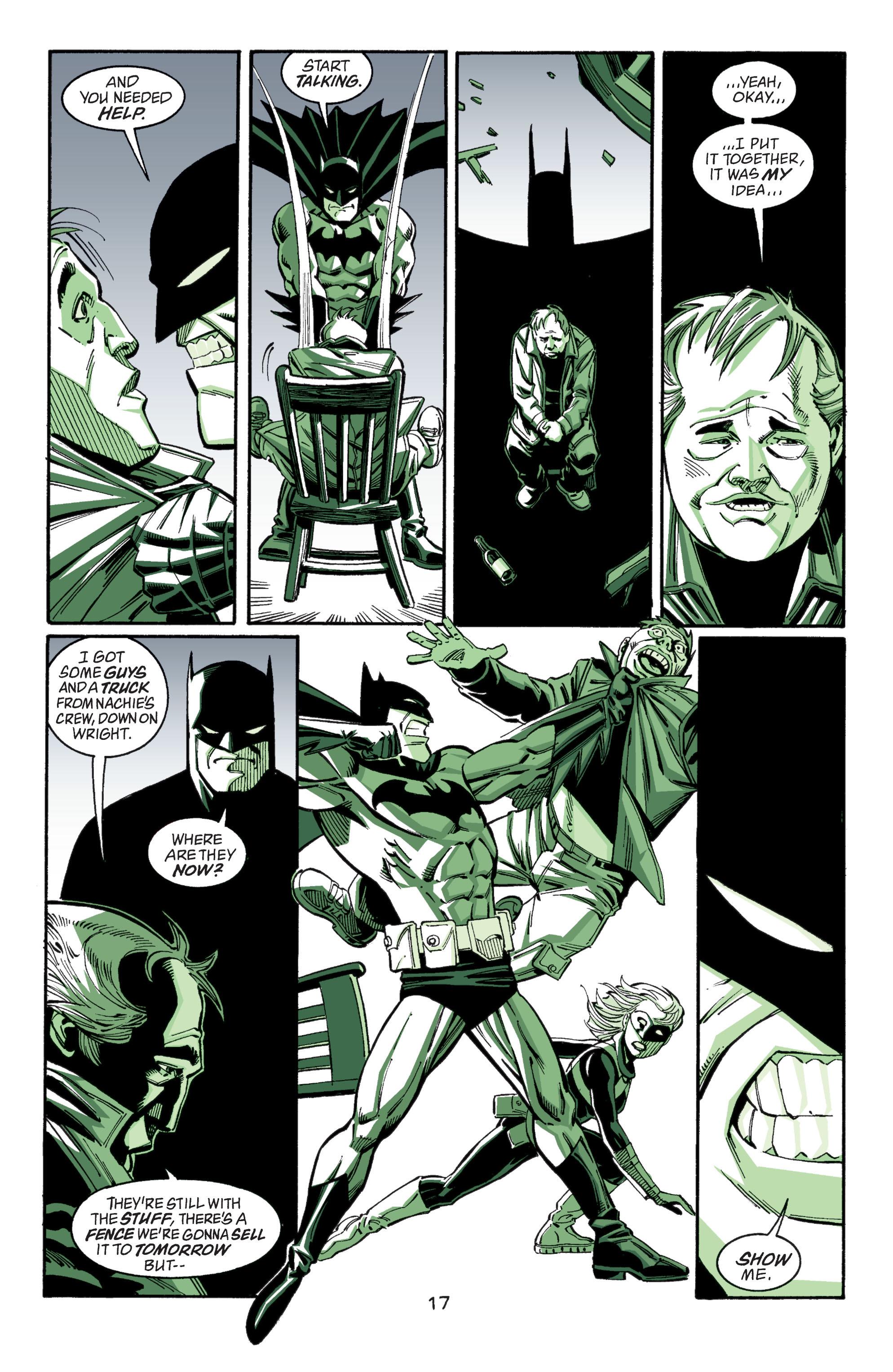 Detective Comics (1937) 765 Page 16