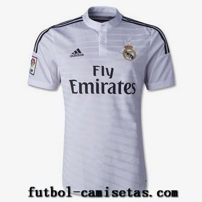 16144d1c924e5 nueva camisetas del futbol 2014-2015  nueva camisetas real madrid ...