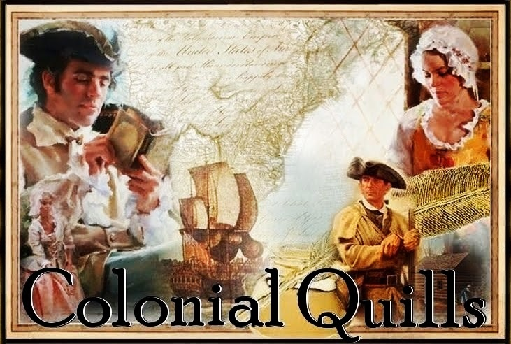 Check out the Colonial Quills!