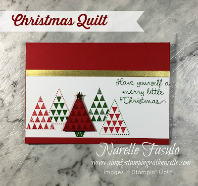 Make your Christmas Card making easy this year with my Christmas Stamp A Stack - http://eepurl.com/c7qkQ1 -  Simply Stamping with Narelle