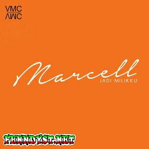 Marcell - Jadi Milikku (2015) Album cover