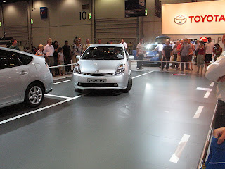 automatic parallel parking cars