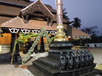 Suryanarayana temple Maroli