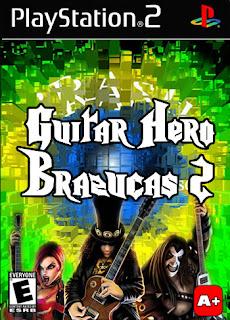 guitar hero 3 brazucas 2 ps2