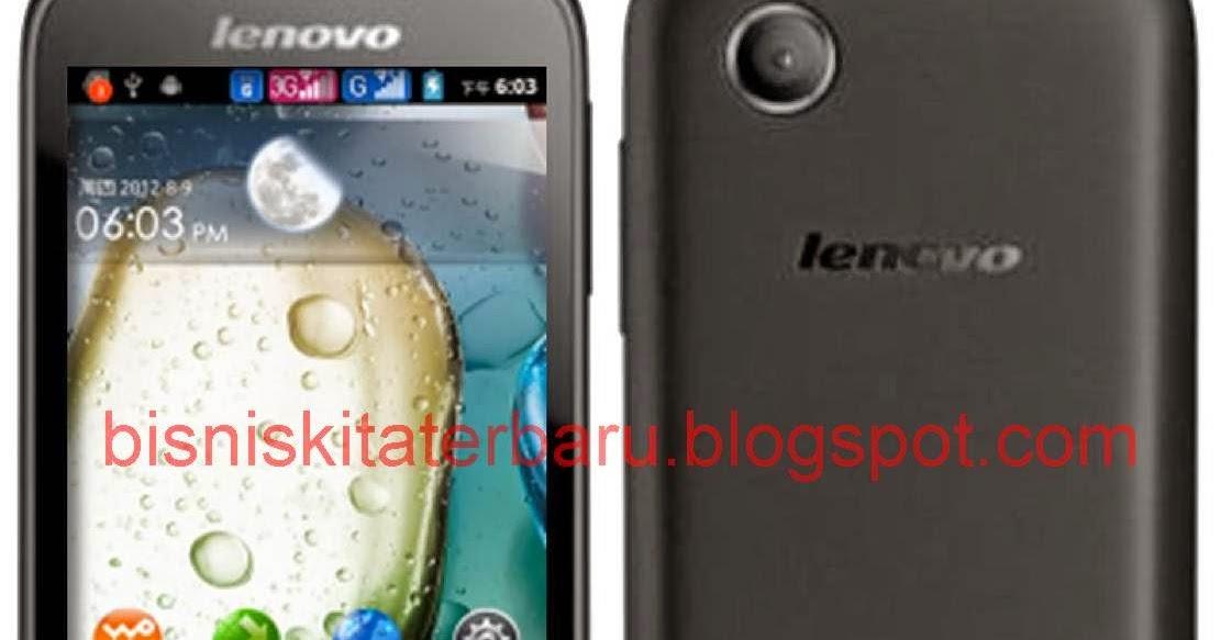 Cara Hard Reset Hp Android Lenovo A369i