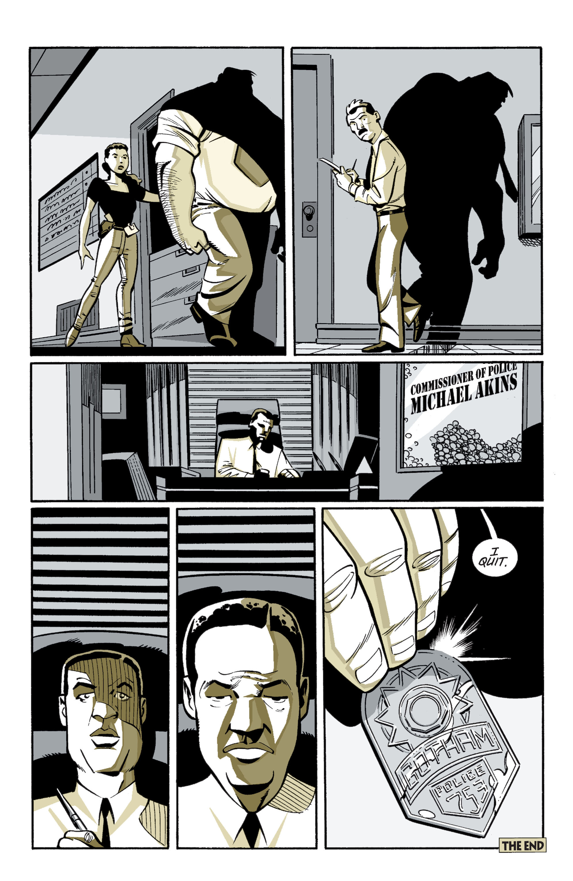 Detective Comics (1937) 762 Page 22