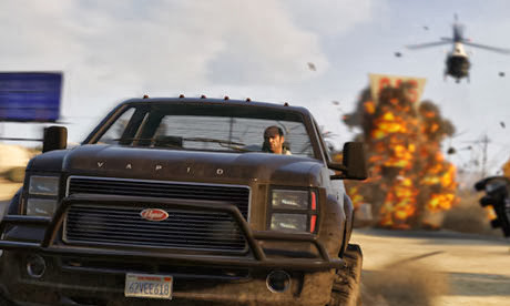 Grand Theft Auto 5 has gamers and industry gushing ahead of launch