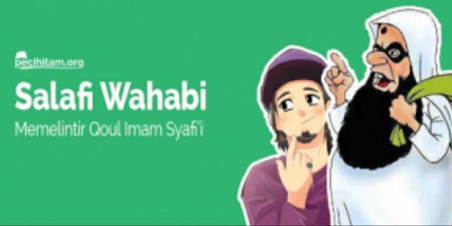 Begini Cara Salafi Wahabi Ngeles Jika Dihujani Kritik
