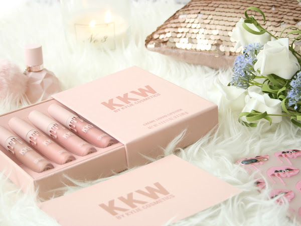 Kim Kardashian West x Kylie Cosmetics