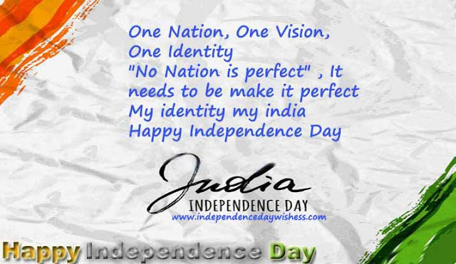 Independence Day wishes in English 2017