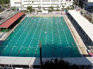 Ενεργειακή αναβάθμιση του κολυμβητηρίου Καλαμάτας