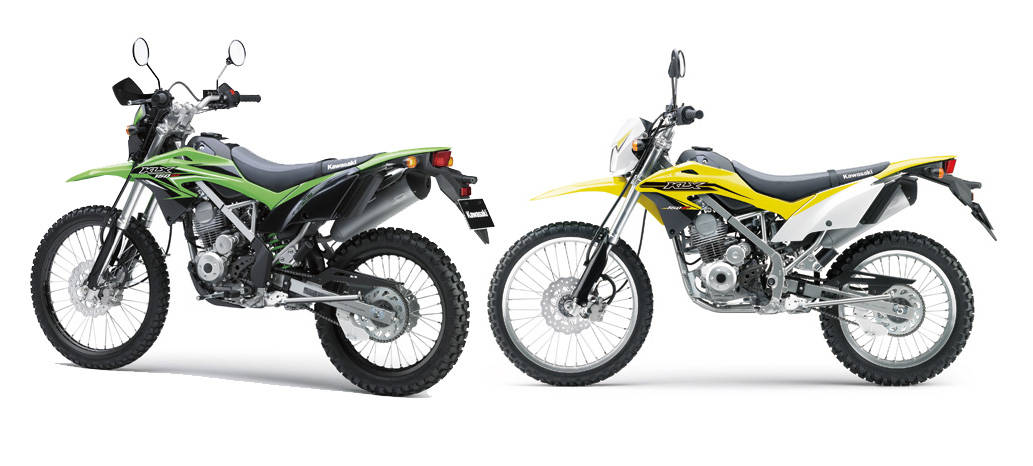Image result for spesifikasi lengkap Kawasaki KLX 150BF SE