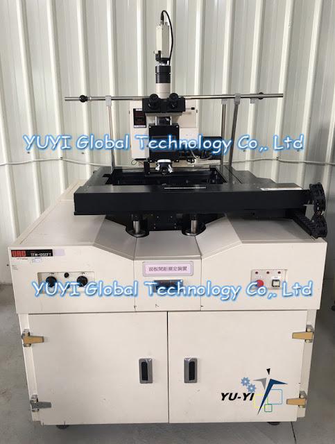 ORC TFM-120CFT 精密量測儀器