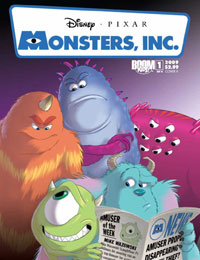 Monsters, Inc: Laugh Factory
