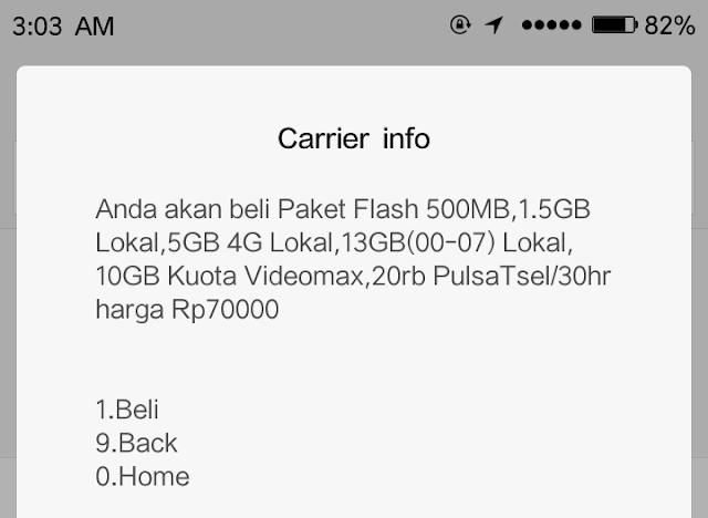 Gila Murah Banget, Paket Internet  30GB Cuma 70 Ribu Telkomsel 2