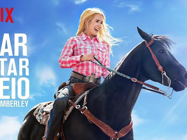 Cantinho da Daya: Andar Montar Rodeio - A Virada de Amberley