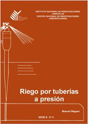 manual riego tuberia