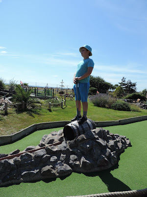 solent springs adventure golf minigolf