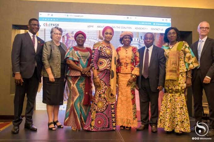 Photos: #CoPASHghana: Samira Bawumia launches campaign against gender-based violence