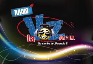 Radio La Voz 104.7 FM Concepcion