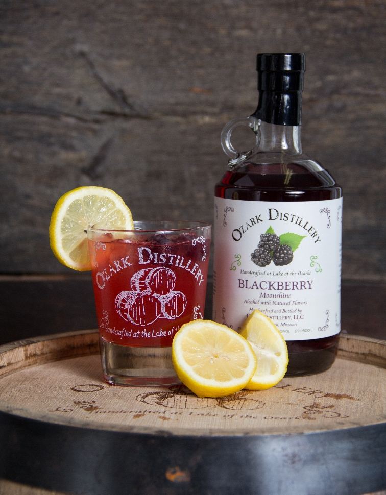Drinks To Make With Blackberry Moonshine