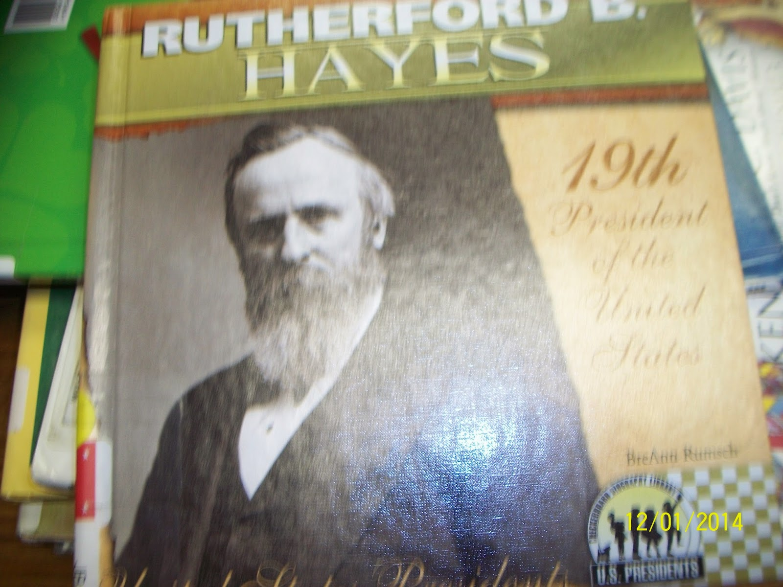 Rutherford B. Hayes: Significant Facts and Brief Biography