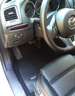 Thảm lót sàn nhập khẩu Mazda 6