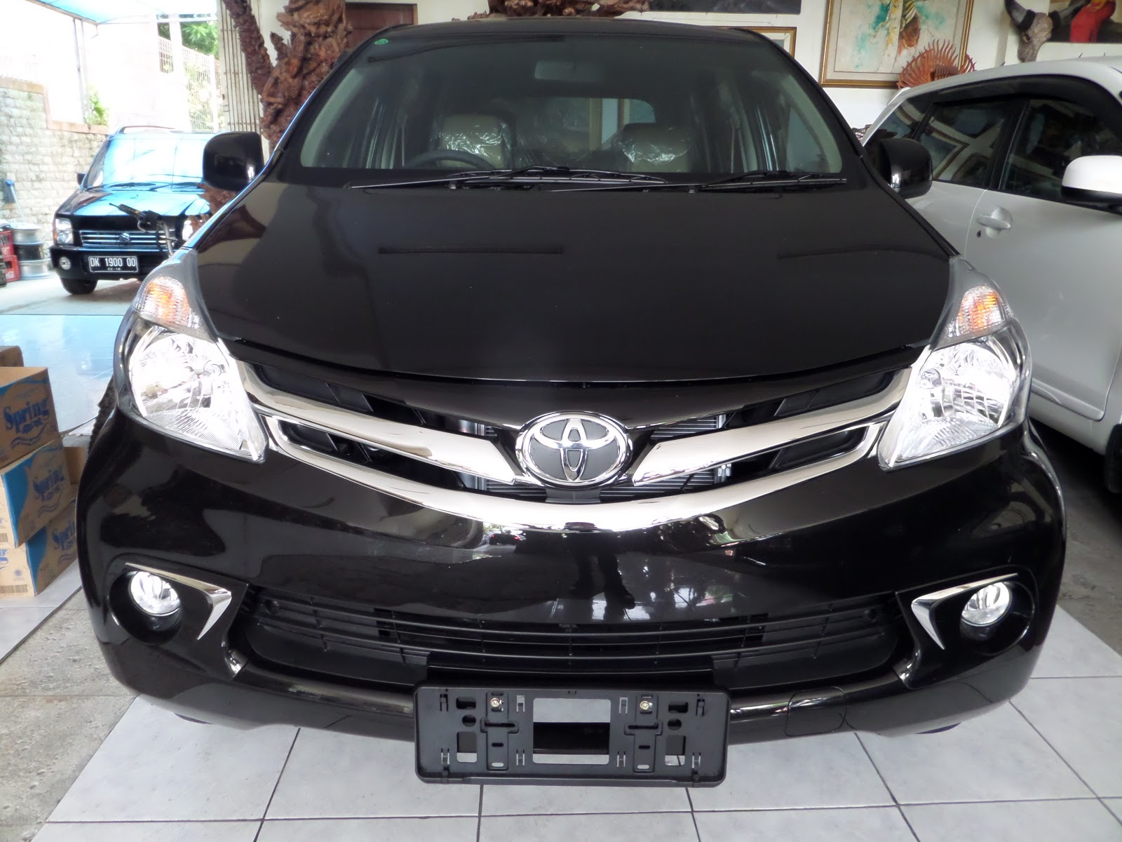 Grand New Avanza Warna Grey Metallic Harga Mobil All Kijang Innova 2018 Toyota 2013 Type G Mo88ilbekas