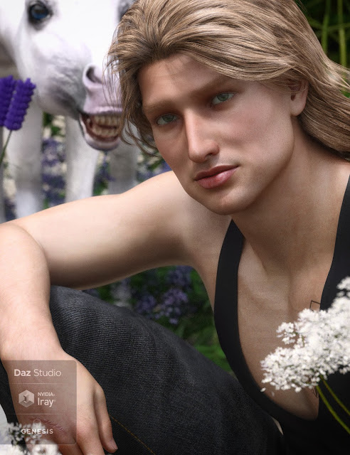 Lorenzo for Genesis 8 Male