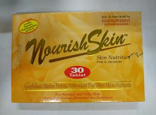 Harga Nourish Skin Terbaru Grosir dan Eceran 2017