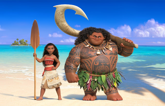 Watch Moana Full Movie Free Online {Dwayne Johnson}