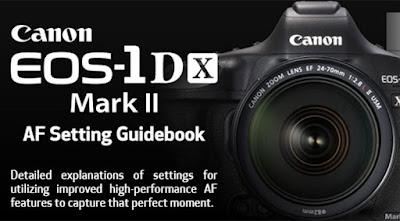 كانون تصدر دليل إعداد نظام التركيز التلقائي في كاميرا EOS-1D X Mark II
