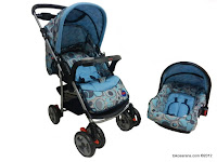 Kereta Bayi Junior K118-25