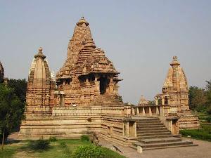 Kuil Khajuraho