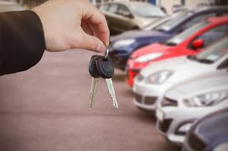 La flota de vehículos en renting en España supera las 544.000 unidades