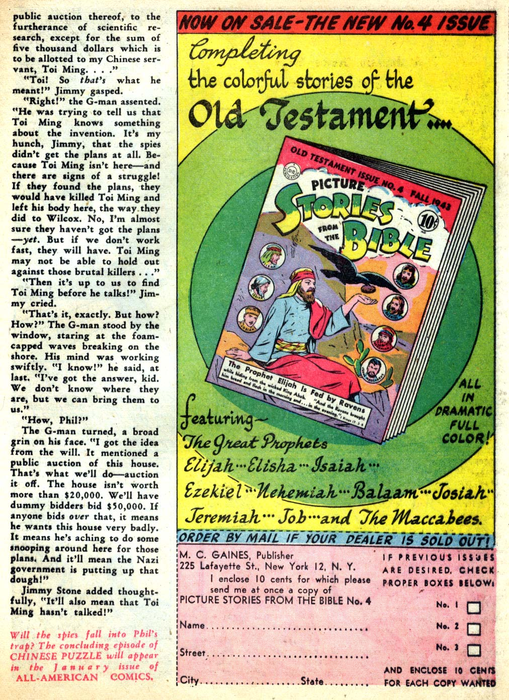 Read online All-American Comics (1939) comic -  Issue #54 - 39