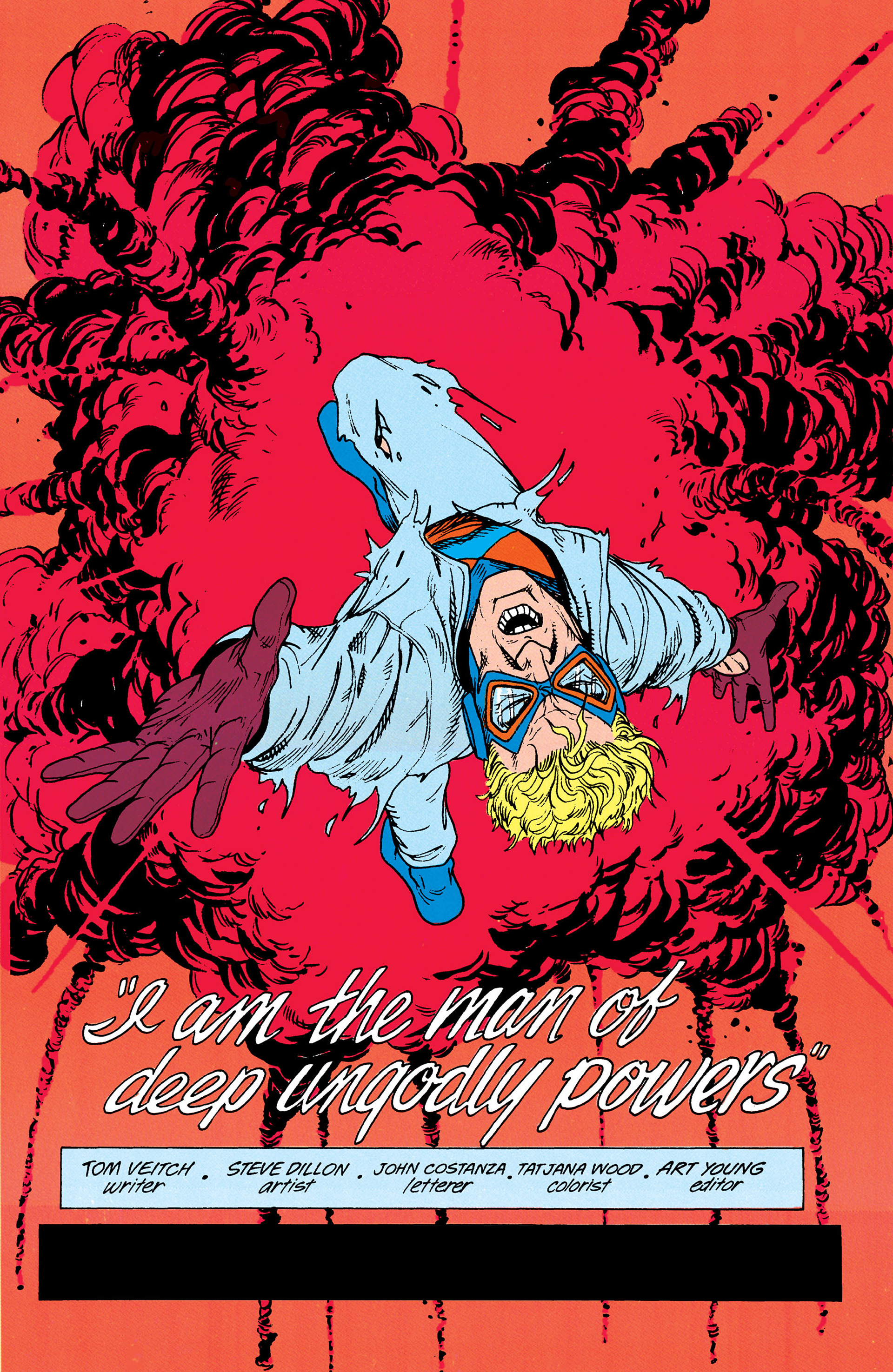 Read online Animal Man (1988) comic -  Issue #33 - 8